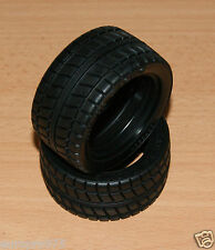Tamiya 50563 TGX Racing Radial Tires/Tyres (1 Pair), (TGX-Mk1/TGR), RARE, NEW