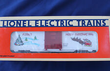 1994 Lionel 6-19929 Christmas Box Car New L3131