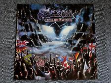 SAXON - Rock the nations - LP / 33T