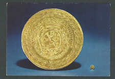 Ca 1940 PPC Dated 1629 Large Gold Coin Is A 100 Ducat Issued In See Info