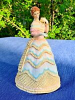 Lenox AMERICAN FASHION FIGURINE Doll GONE WITH WIND Belle of Ball Dress ❤️m17