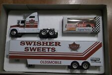 ROB MOROSO #25 SWISHER SWEETS TRANSPORT AND CAR RACING COLLECTIBLES 1:64 (69