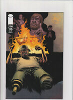 The Walking Dead #115 NM- 9.2 Cover G Image Comics All Our War Ch.1 Negan Rick