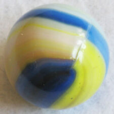 "Marble King Cub Scout Hybrid Variation Marbles 15/16"" Shooter MINT"