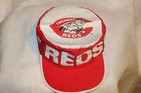 Cincinnati Reds MLB Painters Cap Hat  Vintage Rare Old School