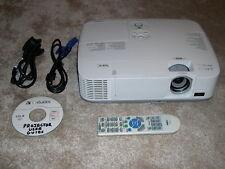 NEC NP-M311X HDMI Projector XGA Data/Computer/Video/HD/HDTV LCD Projector. M311X