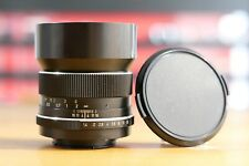 Rollei F/1.4 35mm Zeiss Distagon HFT QBM - 2020 Service - Leica Store Nürnberg