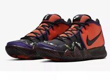 Nike Kyrie 4 Day of The Dead 9.5 CIO278-800 Black Red Dotd Halloween Skeleton Xx