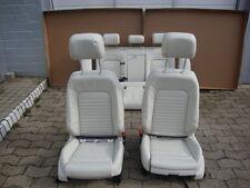 VW Passat 3G B8 Sitze Leder Ledersitze Lederausstattung Beige Sitzheizung 8