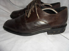 ROCKPORT MEN'S BROWN LEATHER LACE UP SHOES SIZE UK 9.5 EU 43.5 US 10 VGC