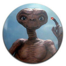 E.T. Extra-Terrestrial Movie 25mm / 1 Inch D Pin Button Badge