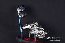 Ping G2 Club Set Driver, 5 woods, 3-PW and SW Stiff LH Steel Golf Clubs #9