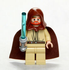 LEGO Star Wars Young Obi-Wan Kenobi Minifig Minifigure with Headset