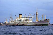 mc4068 - Somali Cargo Ship - Kaigo , built 1957 ex Dardanus - photo 6x4