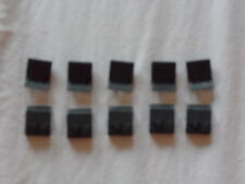 FORD CORTINA MK2 EXT GLASS SEAL CLIPS.