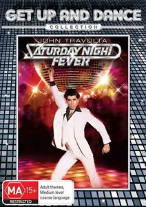 Saturday Night Fever - Get Up and Dance Collection (DVD, 2009)