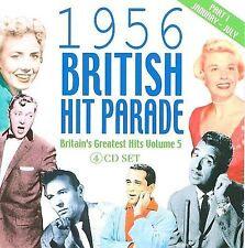 NEW 1956 British Hit Parade Pt 1 (Audio CD)