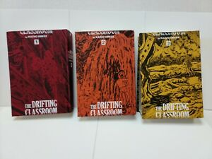 The Drifting Classroom   Complete Definitive Edition   Hardcover   2007