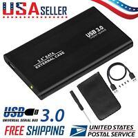 USB 3.0 SATA 2.5? Inch Hard Drive External Enclosure HDD Mobile Disk Box Case US
