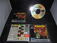 PS1 Crash Bandicoot _ per Console Playstation 1 PSX PSONE _ PAL ITA
