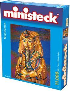 Ministeck Pixel Puzzle (31828): Tutanchamun (11,000 pieces)