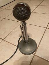 Astatic D104 Working Vintage Radio Microphone for Ham, Cb, Studio recording, etc