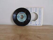 PAUL MAURIAT Love is Blue / Black is Black Vintage Vinyl 45 RPM Philips w/sleeve