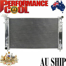 2 Row 52mm Aluminum Radiator For Holden Commodore VT VX 5.0L V8 AT/MT 1997-1999