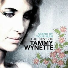 Tammy Wynette Stand By Your Man-Best Of CD NEW SEALED Country D-I-V-O-R-C-E+
