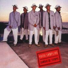 Vocal Sampling Cambio de tiempo (2001)  [CD]
