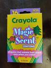 Vintage Rare Magic Scent Crayola Crayons 1995 Made in USA