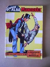 Super Albo MANDRAKE n°100 1964 edizioni Spada [G697]