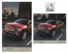 2016 Jeep Compass User Guide plus Owners Manual DVD Reference Operator Book