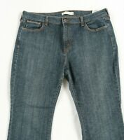 Levi's Women's Stretch Denim 515 Boot Cut Dark Wash Jeans - Size 16 S/C