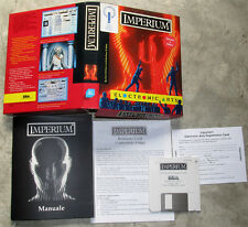 IMPERIUM IN INGLESE CON MANUALI IN ITALIANO PER AMIGA BY ELECTRONIC ARTS