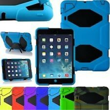 iPad Mini 1 2 3 Waterproof Kids Heavy Duty Protective Cover Armor Case & Stand