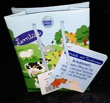 Gagbag Lerntüte voll Tierstimmen Bauernhof Tiere Lernen Tasche Geschenk Tüte