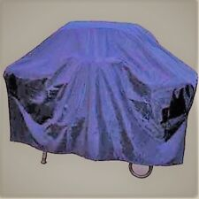"Grill Gear Fiesta Navy Premium Pvc Polyester Grill Cover 60"" x 21"" x 50"""