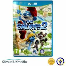 The Smurfs 2 (Nintendo Wii U) **GREAT CONDITION**