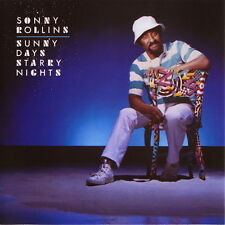 CD Album Sonny Rollins Sunny Days, Starry Nights (Mava Mava) 80`s Milestone