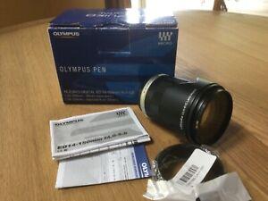 Olympus M.ZUIKO DIGITAL ED 14-150mm f/4.0-5.6 Lens-BLACK with ULH-61C Lens hood