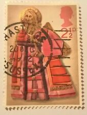 Great Britain stamps - 1972 Christmas Angel 2.1/2d - FREE P & P