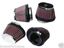 "Kn Universal Filtro de aire (RC-0984) 2-1/8""FLG,4"" X 3""B,3"" X 2""T,2-3/4""H (4 Por Caja)"