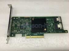 Dell/LSI SAS 9217-8i HBA 6GB/s PCI-e 3.0 x8 2x Internal Mini Ports Adapter