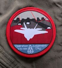 Ace Combat 4, Shattered Skies, Operation Judgement Day, Air Force morale patch