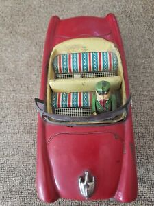 VINTAGE FRICTION BUICK TOY CAR