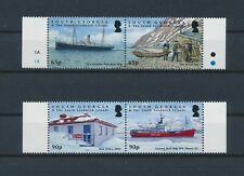 LM11702 South Georgia mail ship post office fine lot MNH