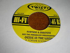 "Fortune & Maltese/Phabulous Pallbears 7"" Genie In The Lamp 360 TWIST"