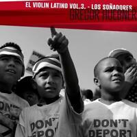 GREGOR HUEBNER - EL VIOLIN LATINO 3-LOS SONADORES (180G BLACK 2LP) 2 VINYL NEW!