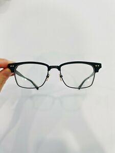 DITA Eyewear STATESMAN THREE DRX-2064 colour C-BLK (NEW) Made in Japan